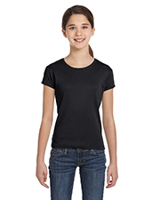 Bella Girl Rib S/S T
