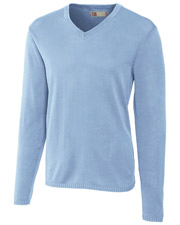 Cutter & Buck BDS00006 Men Tangle Town V-neck Sweater at GotApparel