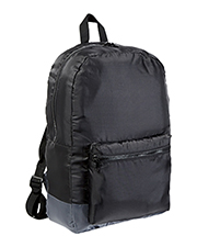 Big Accessories / BAGedge BE053 Unisex Packable Backpack