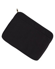 Big Accessories / BAGedge BE060 10 oz. Canvas Laptop Sleeve at GotApparel