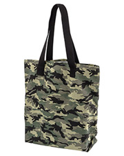 Big Accessories / BAGedge BE066 Unisex 12 oz. Canvas Print Tote