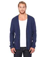 Bella + Canvas 3900 Unisex Tri-Blend Cardigan at GotApparel