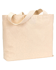 Bayside BS600   Unisex USA-Made Jumbo Tote at GotApparel