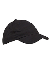 Big Accessories / BAGedge BX001Y   Kids Youth 6Panel Brushed Twill Unstructured Cap at GotApparel