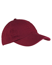 Big Accessories / BAGedge BX005 Big Accessories Washed Unconstructed Cap at GotApparel