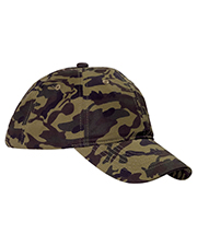 Big Accessories / BAGedge BX018 Unisex Unstructured Camo Hat