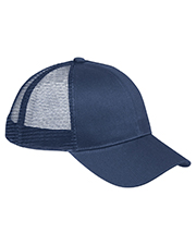 Big Accessories / BAGedge BX019 6-Panel Structured Trucker Cap at GotApparel