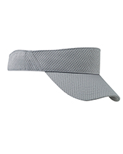 Big Accessories / BAGedge BX022 Sport Visor with Mesh at GotApparel