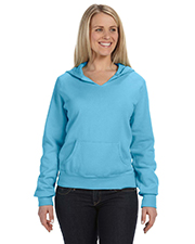 Comfort Colors C1595 Women Ladies' 10 oz. GarmentDyed FrontSlit Pullover Hood