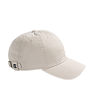 Champion C4001   Unisex Brushed Cotton 6Panel Cap at GotApparel