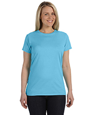 Comfort Colors C4100 Womens Ringspun Garment-Dyed T-Shirt at GotApparel