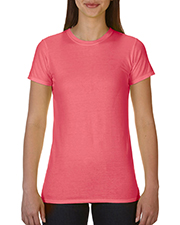 Chouinard C4200BND  C4200 Unisex Comfort Colors Ladies' Fitted Tee at GotApparel