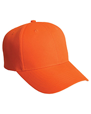 Port Authority C806 NEW ® - Solid Safety Cap. . at GotApparel