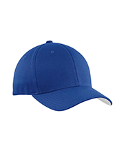Port Authority C813 ® Flexfit® Cotton Twill Cap.  at GotApparel