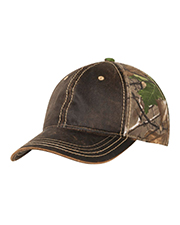 Port Authority C819 ® Pigment-Dyed Camouflage Cap.  at GotApparel