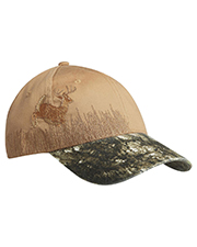 Port Authority C820 Men Embroidered Camouflage Cap