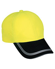 Port Authority C836  - Safety Cap.   at GotApparel