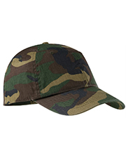 Port Authority C851 Men Camouflage Cap