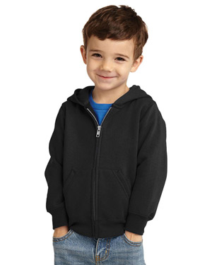 Precious Cargo CAR78TZH Toddlers Toddler FullZip Hooded Sweatshirt
