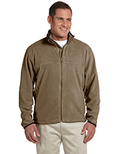Chestnut Hill Microfleece Full-Zip Jacket