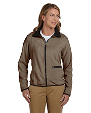 Chestnut Hill CH900W Women Ladies Microfleece FullZip Jacket