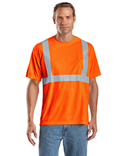 CornerStone CS401 ™ - ANSI Compliant Safety T-Shirt.  at GotApparel