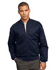 Red Kap CSJT38 Men Team Style Jacket with Slash Pockets at GotApparel