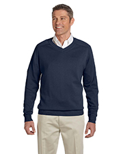 Devon & Jones Classic D475 Men V-Neck Sweater at GotApparel