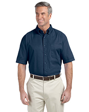 Devon & Jones Classic D500S Men Titan Short Sleeve Twill at GotApparel