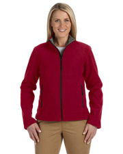 Devon & Jones Classic Ladies Soft Shell Fleece Jacket