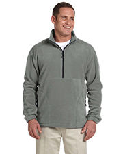 Devon & Jones Classic Unisex Wintercept Quarter-Zip Pullover