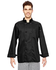 Dickies DC118 7 oz. Eight Button Chef Coat at GotApparel