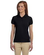 Devon & Jones Sport DG105W  Ladies Dri-Fast Pique Polo at GotApparel