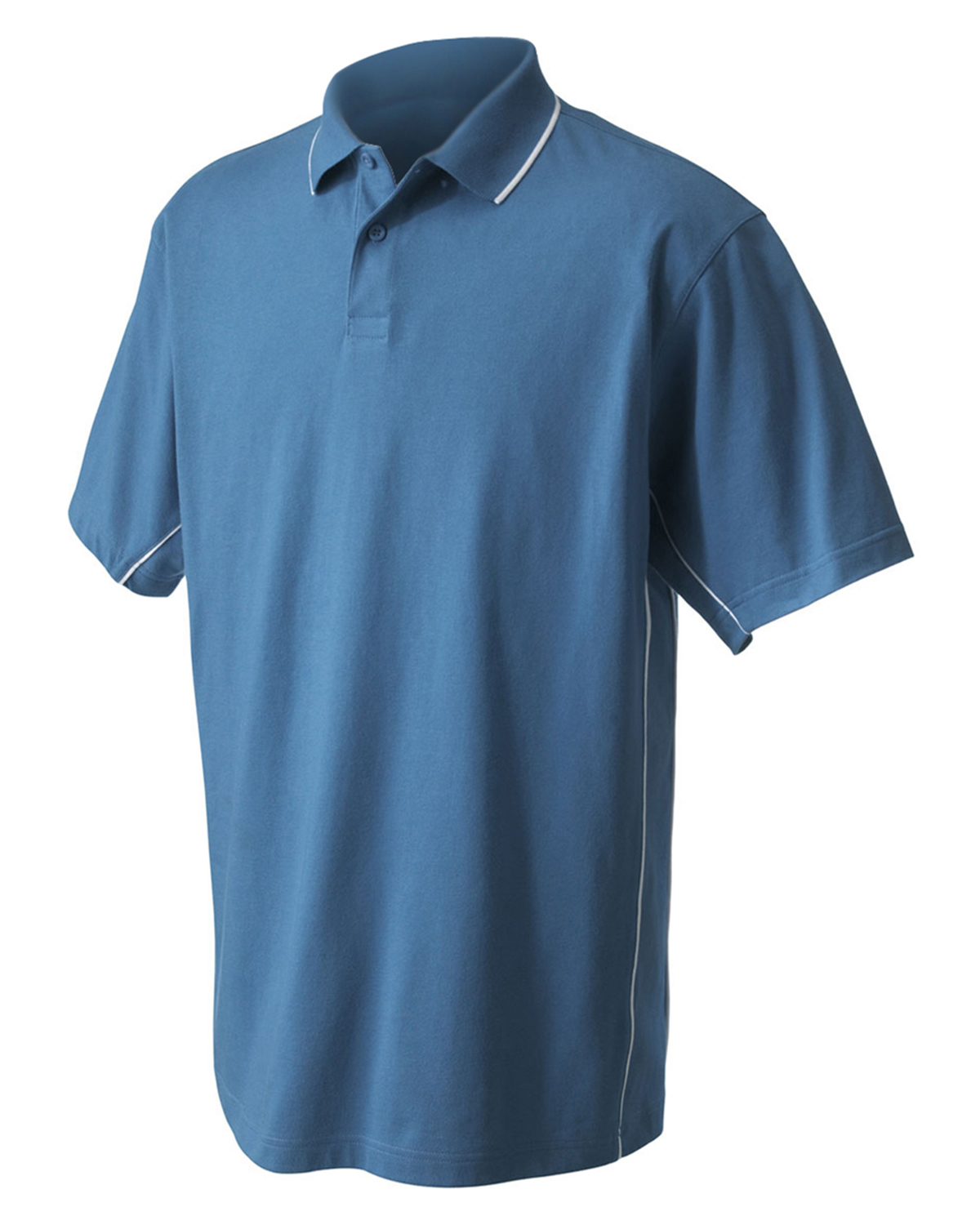 Devon & Jones Sport DG125  Dri-Fast Contrast Polo at GotApparel