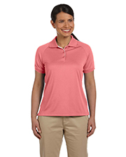 Devon & Jones Sport DG375W  Ladies Dri-Fast Mesh Polo at GotApparel