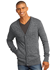 District DM315 Men Made Cardigan Sweater at GotApparel