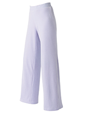 Devon & Jones Pink DP410W  Ladies Velour Pants at GotApparel