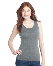 District DT210 Women 2x1 Rib Tank at GotApparel