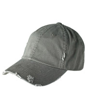 District Threads DT600 District® Distressed Cap  at GotApparel