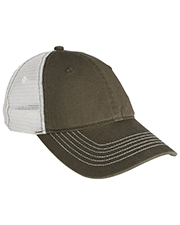 District Threads DT607 District® Mesh Back Cap at GotApparel