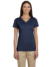 Econscious EC3052 Women 4.4 oz. 100% Organic Cotton ShortSleeve VNeck TShirt at GotApparel