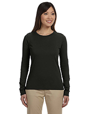 Econscious EC3500 Women 4.4 oz., 100% Organic Cotton Classic LongSleeve TShirt at GotApparel