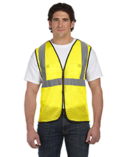 OccuNomix ECOGCBL Value Mesh Five-Point Breakaway Vest, Class 2 at GotApparel