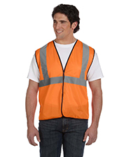 OccuNomix ECOGL Men Value Solid Vest, Class 2 at GotApparel