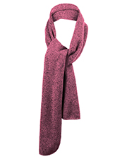Port Authority FS05 Men Heathered Knit Scarf