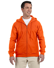 Gildan G126 9.3 oz. Ultra Blend® 50/50 Full-Zip Hood at GotApparel