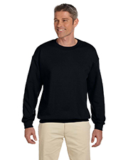 Gildan G180 Men Heavy Blend 8 oz., 50/50 Fleece Crew at GotApparel