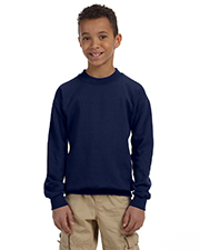 Gildan Youth 50/50 Midweight Crewneck Sweatshirt