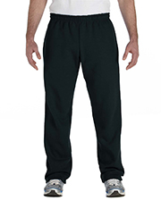 Gildan G184 Men Heavy Blend 8 oz., 50/50 Open-Bottom Sweatpants