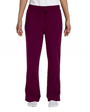 Gildan G184FL Women Heavy Blend 8 oz., 50/50 Open-Bottom Sweatpants at GotApparel